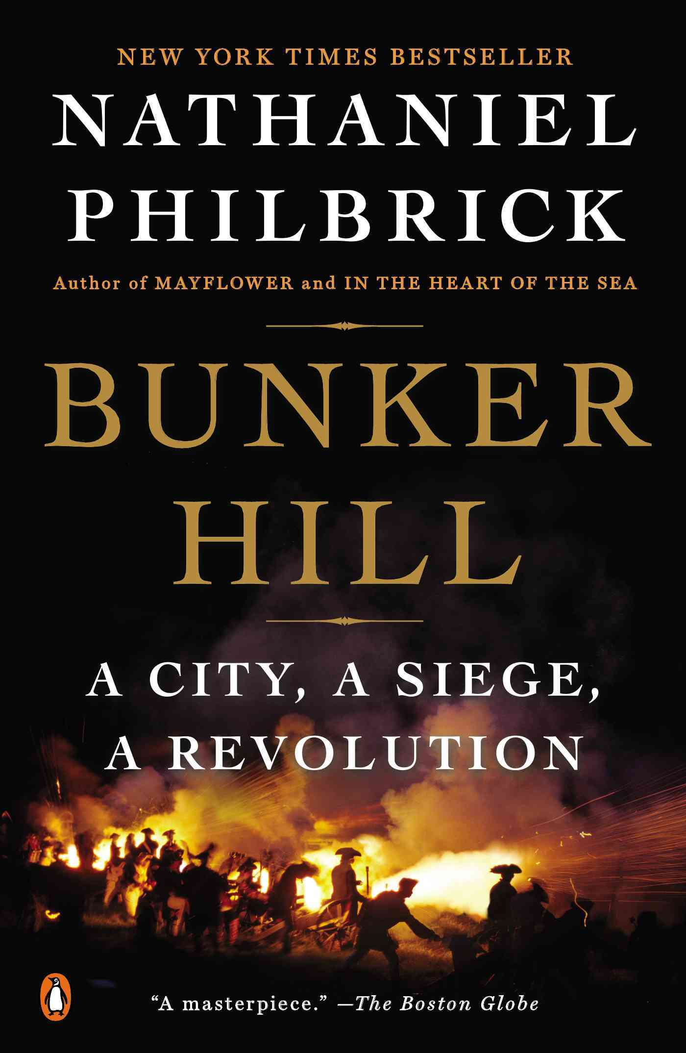 Bunker Hill By Philbrick, Nathaniel